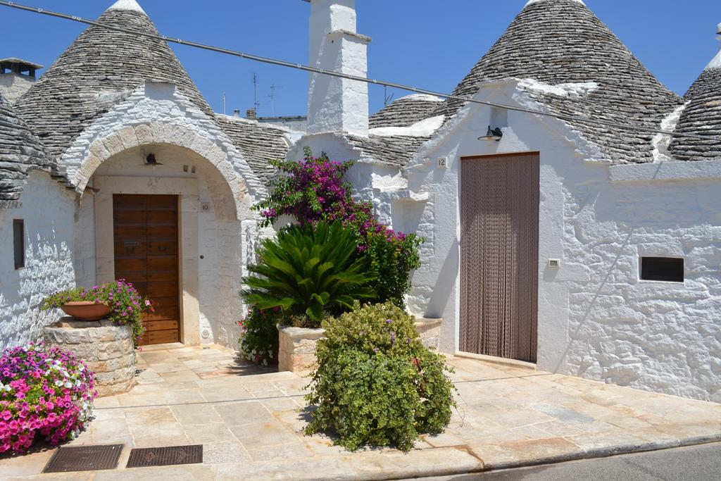 Alberobello The Home Of Trulli Stamps On The Passport