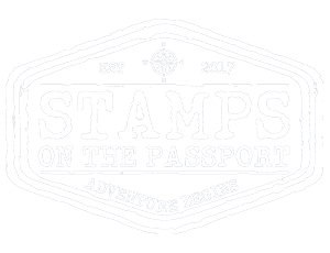 Stamps on the passport