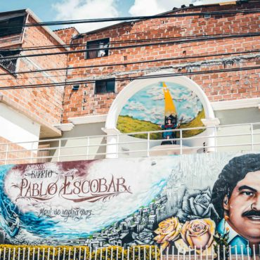Following the footsteps of Notorious Drug Lord Pablo Escobar