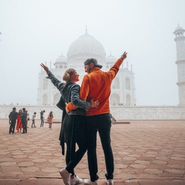 How we visited Northern India